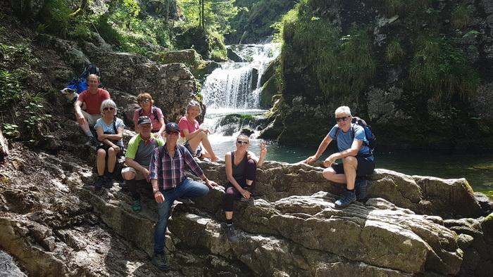 Rottach Wasserfälle