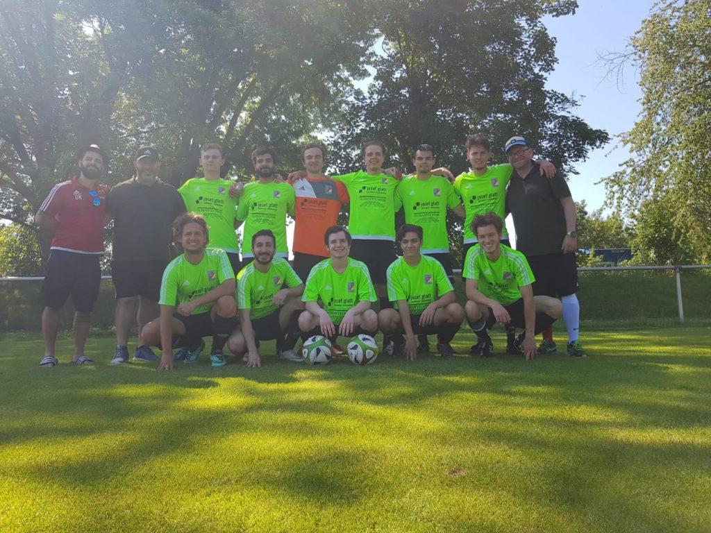 GBF Fußballmannschaft